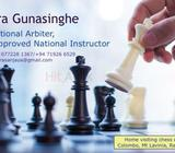 individual and group chess classes - colombo and suburbs