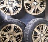 Alloy Wheels 12