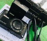 Nikon Coolpix S5300 & Sony Digital Camera
