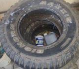 15 Size Tyre