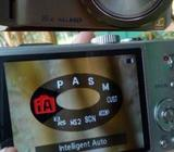 Panasonic Lumix Touch Display Dmc-tz20