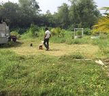 26 perches of land with a small house for sale