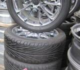 Alloy Wheels with Tires 17inch