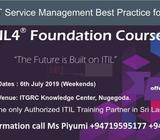 itil 4 foundation course - 2019