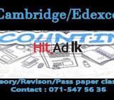 accounting - cambridge/edexcel