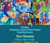 art class for kids @ piliyandala