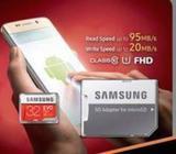 32GB Memory Card Samsung Evo Plus