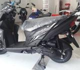 Yamaha Ray ZR black 0005 2018