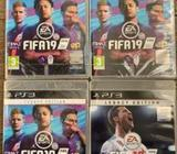 PS3 Games Fifa 19 Nordic Edition Sealed Pack