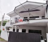 upstair house for rent in - battaramulla