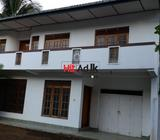 top floor of two story house for rent in badulla for residential