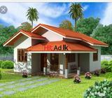 4 bed rooms house for rent liyanagemulla