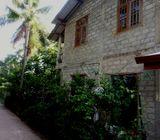 Two Story House for Rent In Minuwangoda