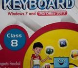 Keyboard (Oxford) Computer Textbooks