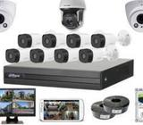 8 CH CCTV Camera Systems (1080P