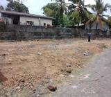 land close to kottawa expressway for urgent sale