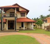 Two Storied Super Luxury House for Sale at Thaladuwa, Negombo.