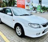 Mazda Familia BJ5 1.5ltr 2004