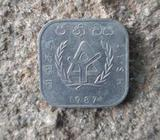 Old Coin 1987