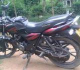 Bajaj Discover 125 cc 2015
