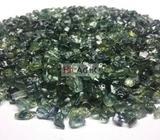 green sapphire gemstones