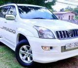 Toyota Land Cruiser Prado TRJ 120 TX Limited 2007