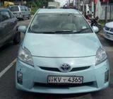 Toyota Prius 3rd Generation 2011