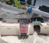 Toyota Corolla 121 Dashboard