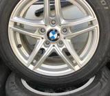 Alloy Wheels with Tires BMW 16inch 205-55-16