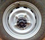 Mahindra Bolero Original Alloy Wheel Set Size 20'