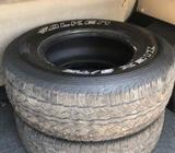 Tyre 265/70/16