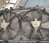 Nissan Sunny FB15 Radiator Fan
