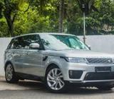 Land Rover Range HSE 2018