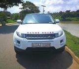 Land Rover Range Evoque Brand new Diesel 2015