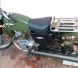 Honda CD 125 K 1969