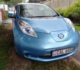 Nissan Leaf Azeo X Grade 2014