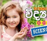 Science grade 6 to 11 home visit classes