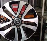 15'Toyota Alloy Wheel