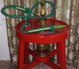 Shisha machine tables.....