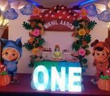 Birthday Parties Decoration