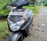 Honda Dio black 2013