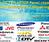LED LCD TV Panel repair and Motherboard Repairing