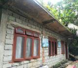 House with Land for Sale in Angunawala