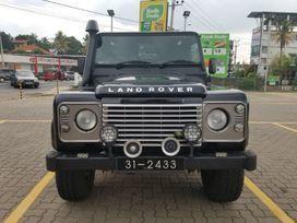 Used Land Rover Defender For Sale In Sri Lanka - Cars ...