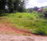 Land for Sale - Padukka Galagedara