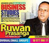 A/L Business Studies (English Medium)