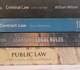 UK Law books for sale