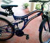 Tomhawak Mountain Bike