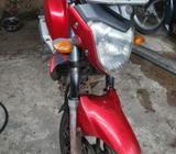 Yamaha FZ . 2009