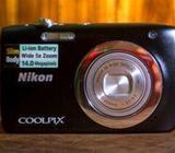 Nikon Coolpix s2600 14MP-HD